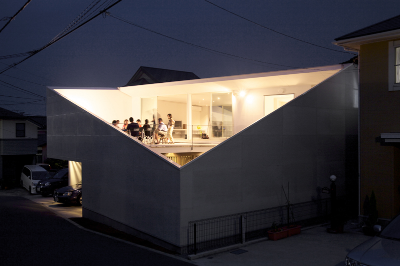 House Kn Kochi Architect S Studio